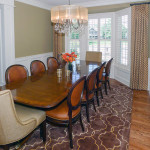 New Dining Room Wainscotting/Trim