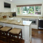 Remodeled Lower Level Kitchen