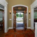 New Door Entrance/Trim Detail