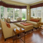 Sun Room with added Trim