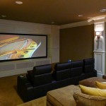 New Addition Theater Room