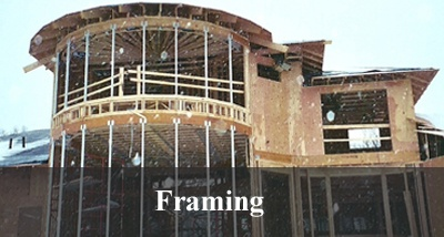 framing whole house