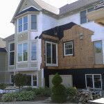 Demolition Stucco/New Siding