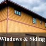 New Windows/Siding