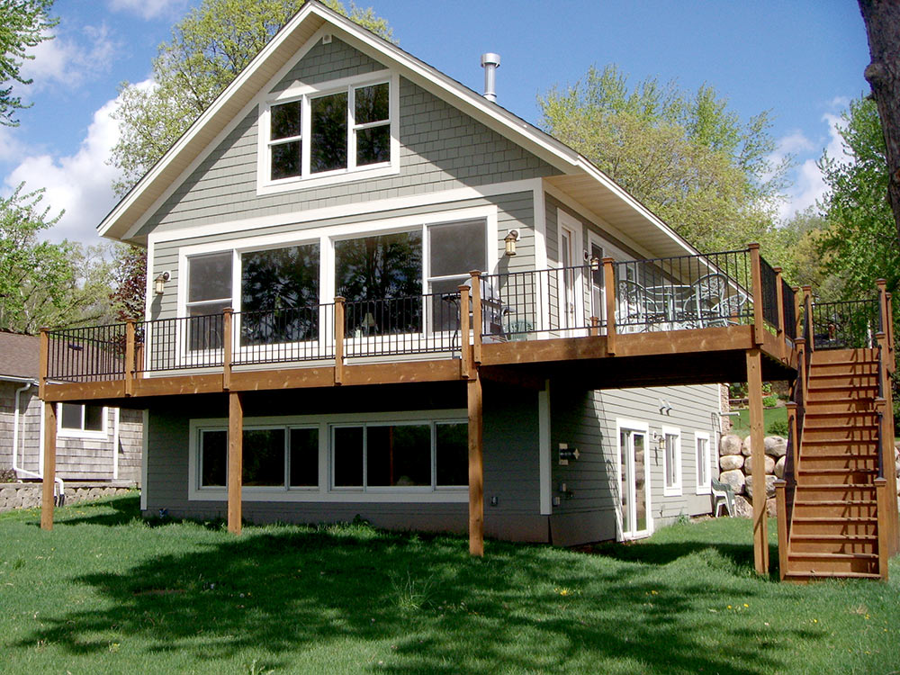 Lake elmo elite custom builders for Building a house in minnesota